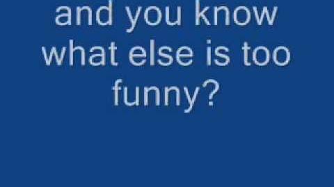 Canadian Idiot by Weird Al Lyrics