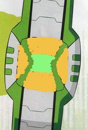 Omnitrix autodestruccion