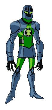 Caballero metalico B10RA