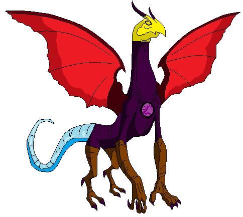 Neo Dragon Dark