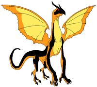Dark Phoenix pose oficial