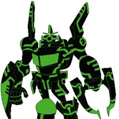 Ultra-T Modo de Batalla 2