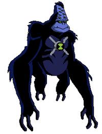 Mono araña mega supremo