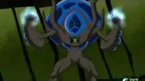 Ben 10 Alien Force - Ultimate Swampfire