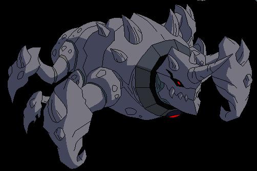 Crabdozer del Nemetrix (Dynamic)