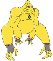 Chaos gorilón to eyga