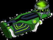 Superomnitrix supremo na saga