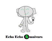 Echo echo omnivurs characters