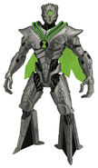 Ben 10 alien force nanomech