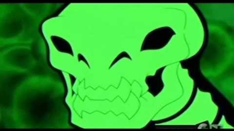 Ben 10 Alien Force - Humungousaur Transformation 2