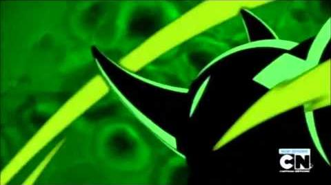 Ben 10 Ultimate Alien Eatle Transformation