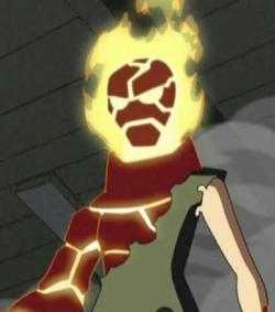 Heatblast Kevin I