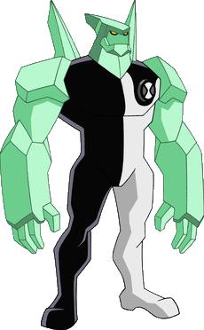 image diamondhead os png ben 10 omniverse wiki fandom powered