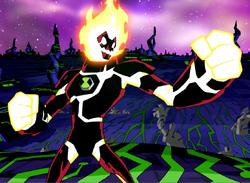 Heatblast OV II