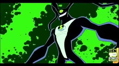 Ben 10 Omniverse Feedback Transformation (no sound)