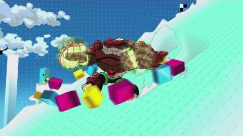 Ben 10 Omniverse Zima CN Cartoon Network