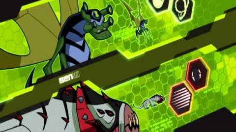 Mucha Ben 10 Omniverse Cartoon Network