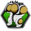 Cannonbolt Strikes badge 6