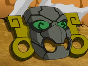 Ah puch Mask