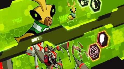 Rochatynik Ben 10 Omniverse Cartoon Network