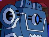 Nieznany gatunek robota 004