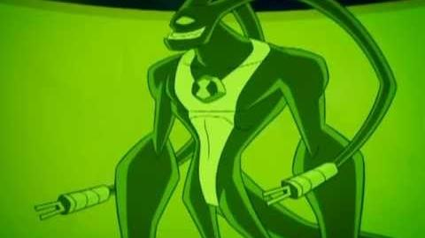 Ben 10 Omniverse w Cartoon Network