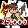 Ben10 criticalimpact score25k