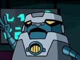 Nieznany gatunek robota 005