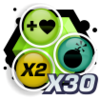 Zombozo Big Score badge 5