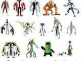 Linia zabawek/Figurki kolekcjonerskie