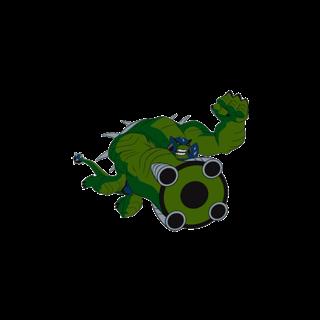 Ost. Gigantozaur