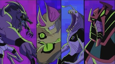 Ben 10 Omniverse Galactic Monsters Intro