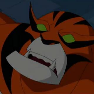 Szyja Gniewa jest pomarańczowa
