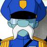 Dowódca Niebieskich Tabber