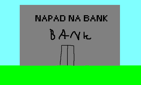 Napad na bank