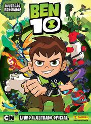 Album De Figurinhas do Ben 10 (1)