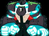 Omni-Enhanced Four Arms