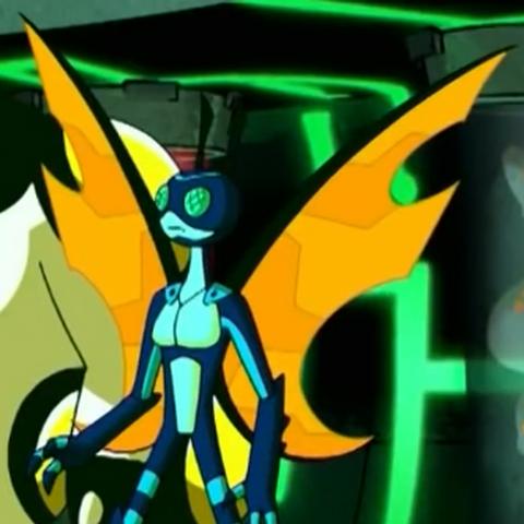 Gwen as Stinkfly