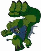 Ultimate humungosaur