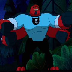 Gwen as Four Arms