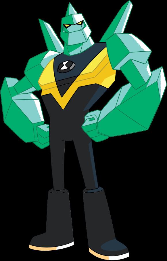 Diamondhead Ben 10 Reboot Wiki Fandom
