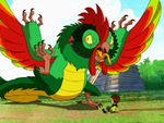 Galinha Em Chichén Itzá, Parte 1 01 tabber def
