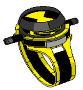 Omnitrix 2 (Yellow)