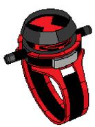 Omnitrix 2 (Red)