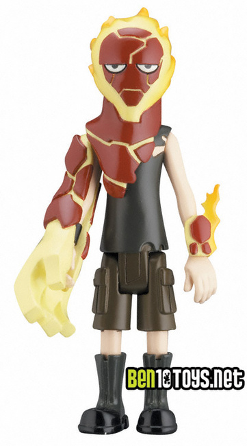 Kevin Attachable Heatblast Arm