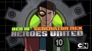 Heroes United Logo