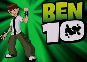 Ben 10 Series Logo