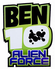 Alien Force Series Logo