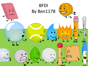 BFDI opening end