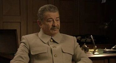 Stalin in Benad361's parodies